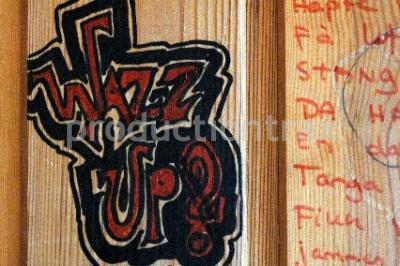 Graffiti, wazz up